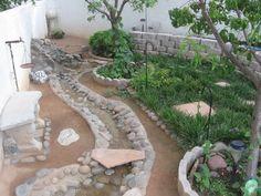 outdoor tortoise enclosure | Turtle Outdoor Habitat - Outdoor Ponds stream