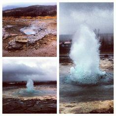 Geyser - Islande