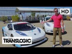 Nissan Leaf Nismo RC   TRANSLOGIC 139   AOL Autos