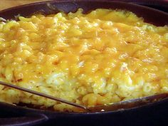 The Lady's Cheesy Mac Video : Food Network - FoodNetwork.com