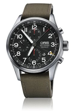 Oris Big Crown ProPilot - Oris Big Crown ProPilot Chronograph GMT 01 677 7699 4164-07 5 22 14FC