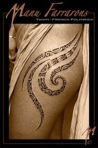 Tribal Tattoos For Women On Thigh
