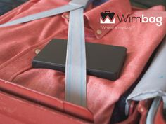Wimbag: The luggage tracker. project video thumbnail
