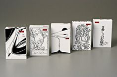 Carlton Stylish Cigarettes box on Packaging of the World - Creative Package Design Gallery