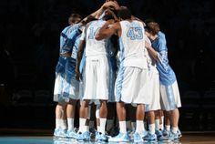 NCAA Tournament Sets – North Carolina Pinch Post Drift – HOOPS CHALK TALK