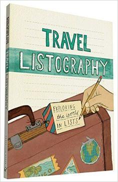 Travel Listography (Notepads): Amazon.es: Lisa Nola: Libros en idiomas extranjeros