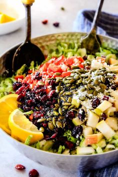 34 Best Christmas salad recipes images in 2020   Food