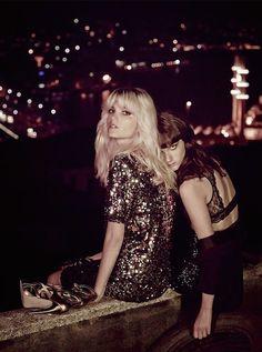 glitter-in-wonderland: sexyqueen: Kate Bogucharskaia by Paul...