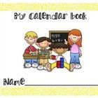 This is a great way to make calendar time fun and keep your kids from getting bored and tuning out during calendar time. Students have their own bo...