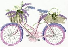 Deco Cycle 2 - 5x7 | What's New | Machine Embroidery Designs | SWAKembroidery.com Mar Lena Embroidery