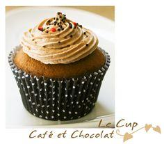 Cupcake Mocha - Chocolat et café