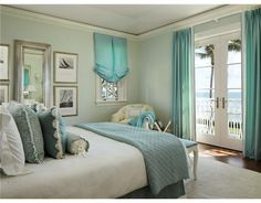 This will be my bedroom one day...maybe not to the ocean but definitely a lake or river!!