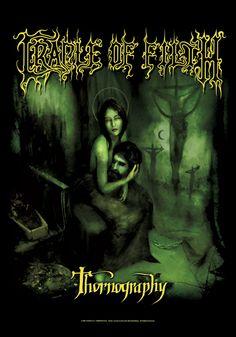 Cradle of Filth ~ Thornography