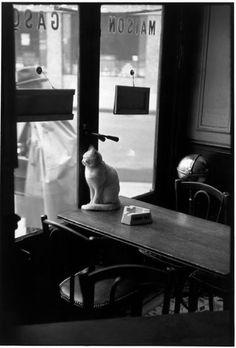 Henri Cartier-Bresson, 1953 (via: Magnum Photos)