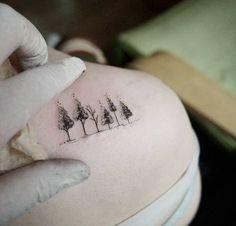 Tree line by Chaehwa