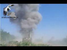 Ataque falho de carro-bomba do ISIS contra forças iraquianas