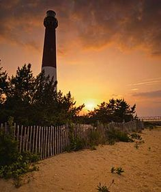 Barnegat Lighthouse State Park in New Jersey. #NJ