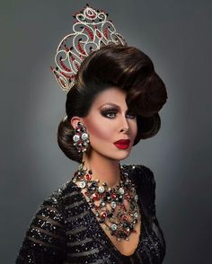 "Trinity ""The Tuck"" Taylor / Drag Queen / RuPaul's Drag Race"
