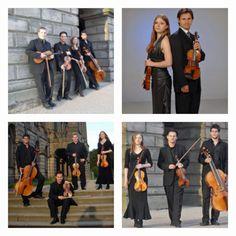 Endymion String Quartet Manchester Music