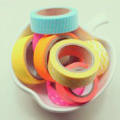 : Washi Tape Love