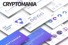 Ad: Cryptomania- PowerPoint Presentation by Pulsecolor on Template Description Cryptomania is Multipurpose PowerPoint Presentation with 50 Unique slides / Total 550 slides and it has a lot of Keynote Presentation, Presentation Design Template, Powerpoint Presentation Templates, Design Templates, Professional Powerpoint Templates, Powerpoint Template Free, Keynote Template, Envato Elements, Site Website