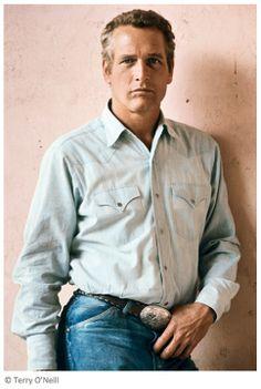 Paul Newman, Denver, 1971
