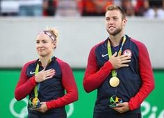 Jack Sock, Bethanie Mattek-Sands win mixed doubles gold; Venus Williams wins fifth Olympic medal | TENNIS.com
