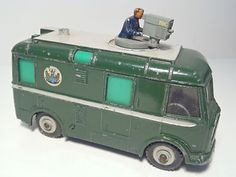 Dinky Toys TV Truck