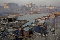 Dhaka, Bangladesh  2nd worse city in the world to live