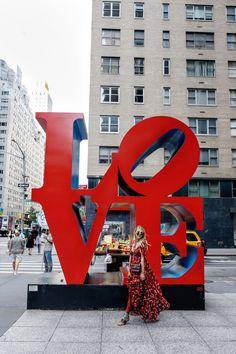 L O V E New York: http://www.ohhcouture.com/2016/09/new-york-update-nyfw/ | #nyfw #ny #newyork #ohhcouture #leoniehanne