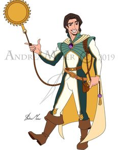 """Andrea Meier Art on Instagram: """"COMMISSION: """"Flynn Rider Winx Specialist"""" by Andrea Meier Today I'm sharing a new male to join the crossover between Disney and Winx Club!…"""" Disney Movie Characters, Disney Movies, Disney Pixar, Walt Disney, Punk Disney Princesses, Disney Rapunzel, Disney Men, Disney Girls, Cartoon Network Adventure Time"""