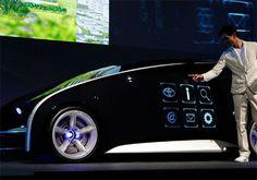 Viral: Fun-Vii, el auto del futuro