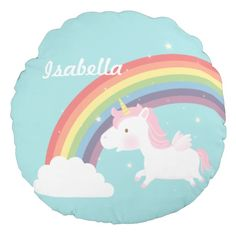 Choose from a wide variety of Girls cushion designs or create your own from scratch! Shop now for custom cushions & much more! Magical Unicorn, Cute Unicorn, Custom Cushions, Custom Plates, Pink Cotton Candy, Malu, Decorative Throws, Throw Cushions, Rainbow Cloud