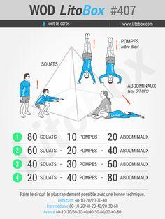 Entraînement sans matériel ne veut pas dire sans difficulté :)  Épinglez cet entraînement de musculation au poids du corps pour le faire plus tard !  Bon courage.  Pierre.