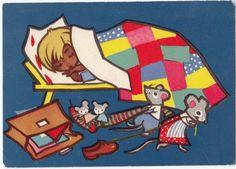 Soviet era postcard