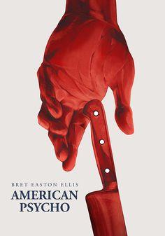 American Psycho by Tomasz Majewski - Home of the Alternative Movie Poster -AMP-