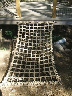Cargo Net, Cargo Barrier & Safety Nets, Rope Netting - InCord