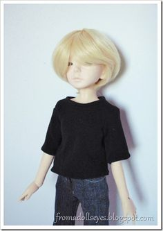805e338817e2d Of Bjd Fashion  T-shirts for Our Boy with a Tutorial