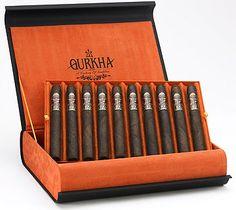 Gurkha Black Dragon Especiale Cigars - Yes, please Whisky, Cigars And Whiskey, Good Cigars, Pipes And Cigars, Cuban Cigars, Buy Cigars Online, Cigar Art, Premium Cigars, Cigar Club