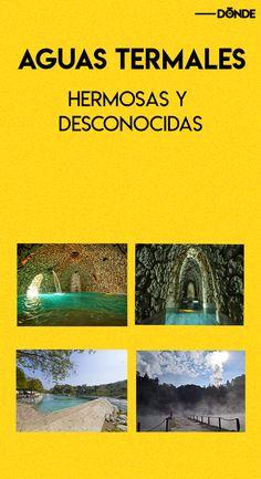 México cuenta con cerca de 20 aguas termales, te contamos de unas subterráneas o en el desierto What A Wonderful World, Wonderful Places, Places To Travel, Places To Visit, Cancun Mexico, Mexico Travel, Riviera Maya, Where To Go, Wonders Of The World