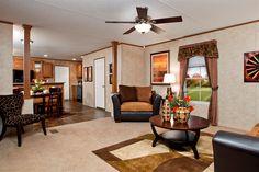 Blue Ridge • 22BLR16763PH • 1190 sq.ft • 3 Beds • 2 Baths • $42,000 - $54,000 #dream #home #design
