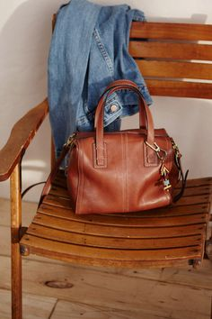 A go-to satchel handbag that will last for seasons to come? The Emma Satchel!
