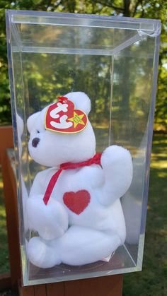 ec121ae3344 Ty Beanie Baby - VALENTINO - Collectibles