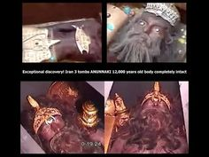 Gilgamesh NIMROD Tomb Found - Intact NEPHILIM Giant Skeleton Retrieved for DNA GENOMES. - YouTube