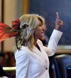 Pop Culture's Best Tributes to Badass State Senator Wendy Davis