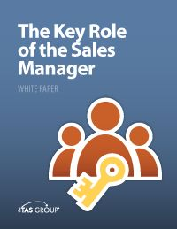 White Paper: The Key Role of the Sales Manager