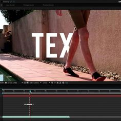 Creating Text Behind Mask Effect in Adobe After Effects CC Adobe After Effects Tutorials, After Effect Tutorial, Little Gardens, Graphic Design Posters, Video Editing, Filmmaking, Photoshop, Productivity, Adobe Illustrator
