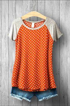 my kinda polka dots!