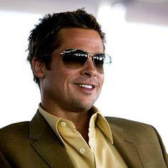 3e766417c8 Ocean s 12 DIESEL COBRETTI 0M12 DD  BradPitt  RustyRyan  Sunglasses   ProductPlacement Brad Pitt