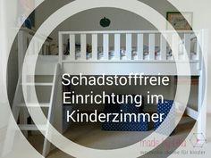 Schadstofffreie Einrichtung im Kinderzimmer